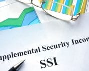 SSI income and child support