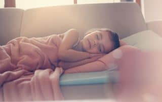 does a child need a bedroom for visitation?