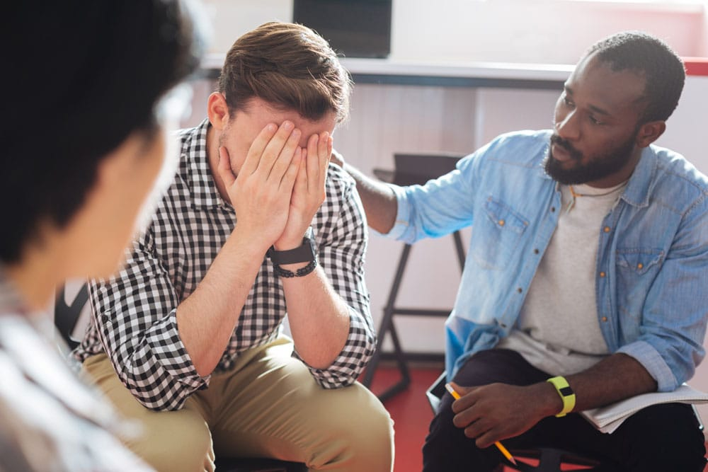 Support Groups for Male Survivors of Domestic Violence & Sexual Abuse